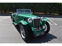 1949 MG TC (CC-1391557) for sale in Costa Mesa, California