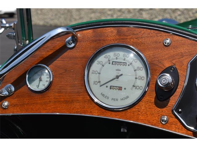 1949 MG TC (CC-1391557) for sale in Costa Mesa, California