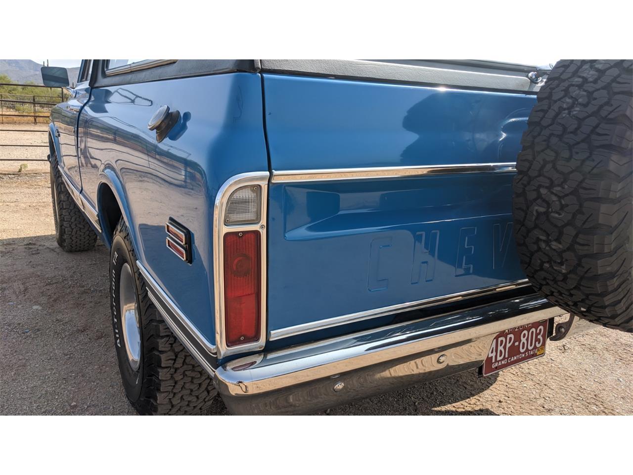 1972 Chevrolet Blazer (CC-1391566) for sale in North Phoenix, Arizona