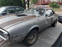 1968 Pontiac Firebird (CC-1391571) for sale in Arvada, Colorado