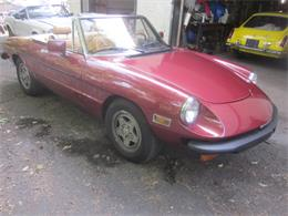 1982 Fiat Spider (CC-1391577) for sale in Stratford, Connecticut