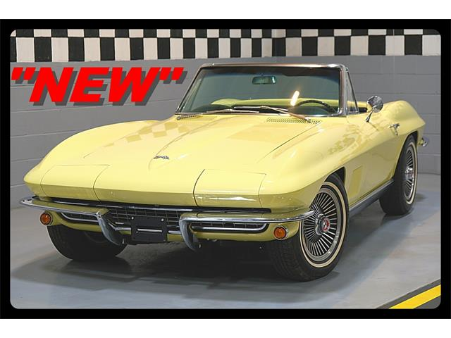 1967 Chevrolet Corvette (CC-1391578) for sale in Old Forge, Pennsylvania