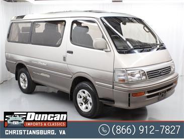 1994 Toyota Hiace (CC-1391582) for sale in Christiansburg, Virginia