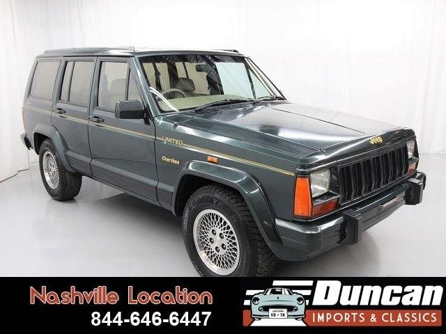 1993 Jeep Cherokee (CC-1391589) for sale in Christiansburg, Virginia