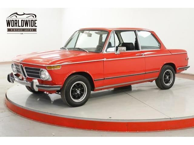 1972 BMW 2002TII (CC-1391597) for sale in Denver , Colorado