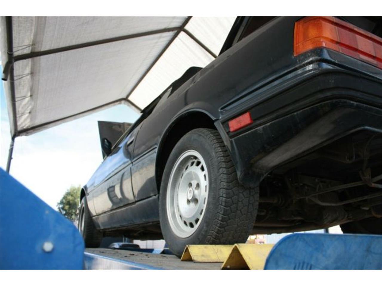 1986 Maserati Spyder (CC-1390160) for sale in Cadillac, Michigan