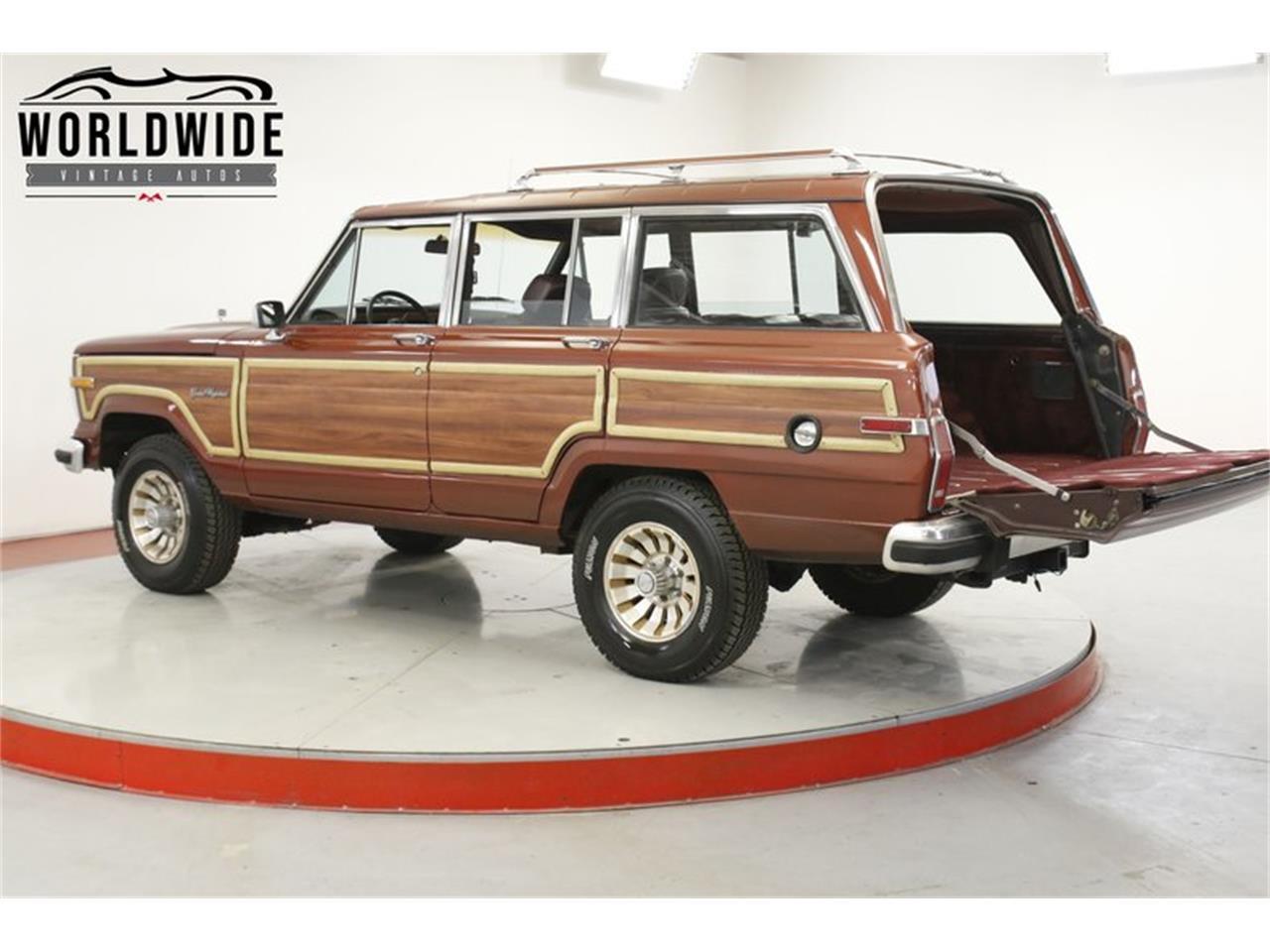 1987 Jeep Grand Wagoneer (CC-1391600) for sale in Denver , Colorado