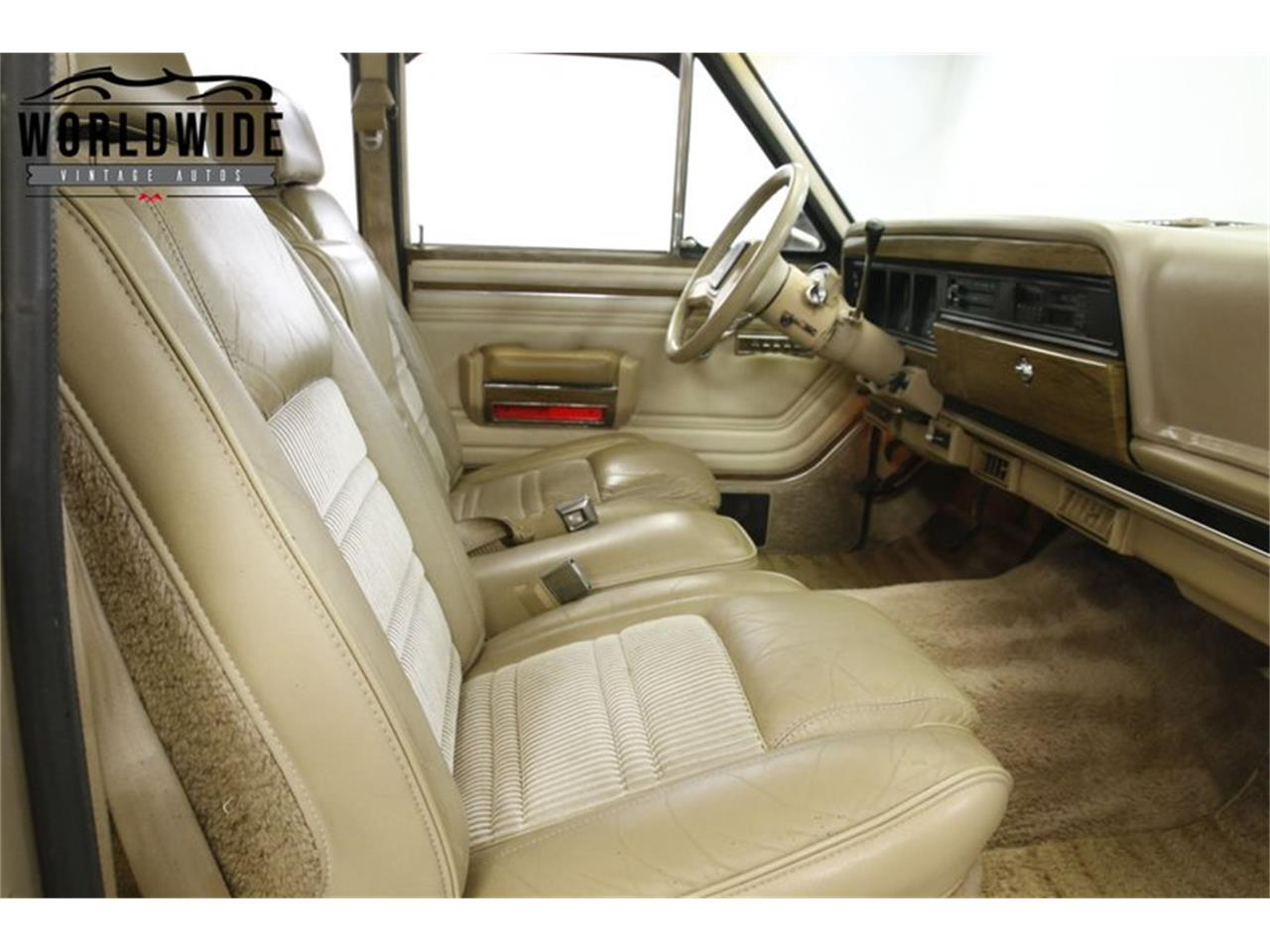 1989 Jeep Wagoneer (CC-1391604) for sale in Denver , Colorado
