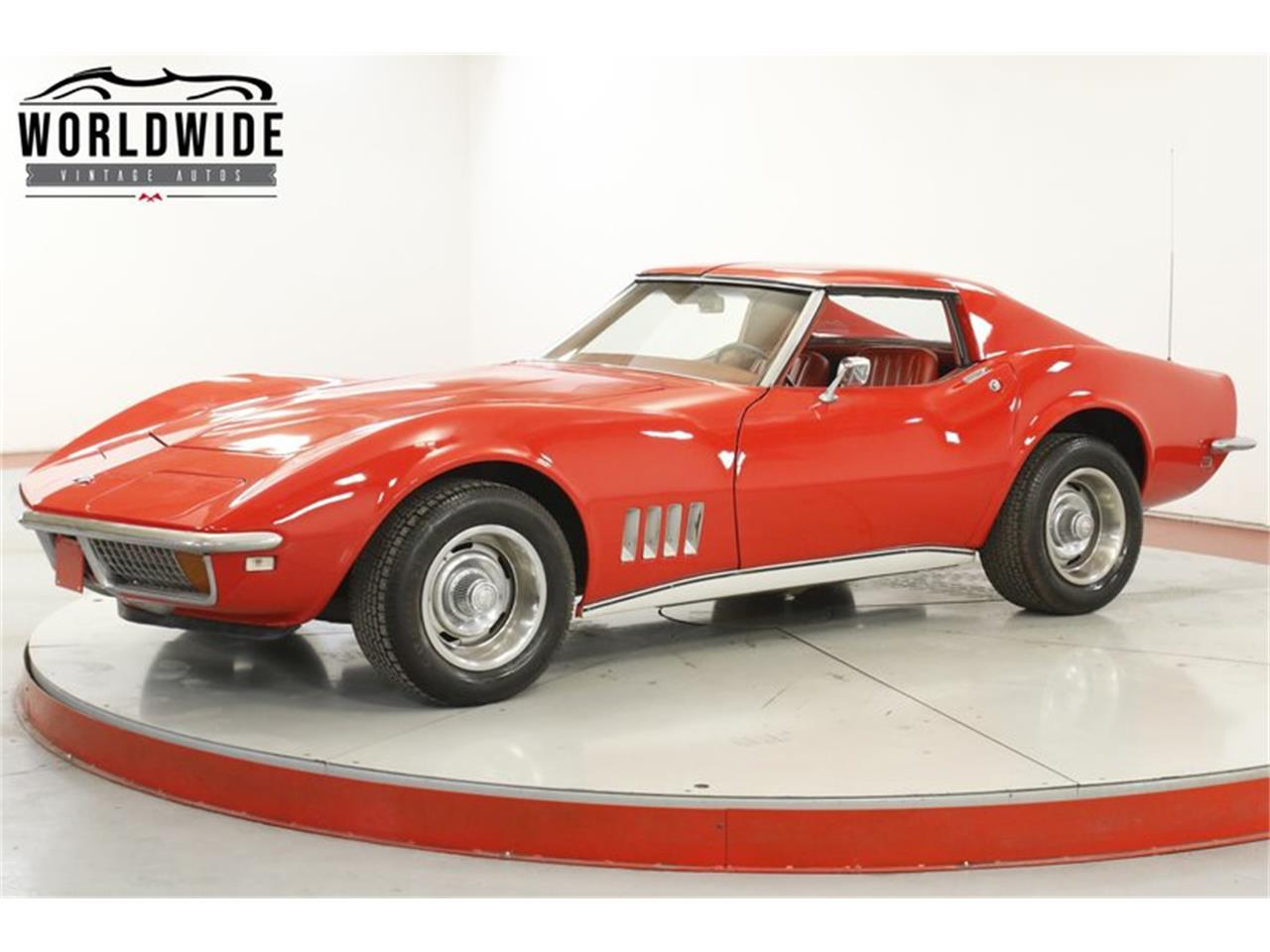 1968 Chevrolet Corvette (CC-1391605) for sale in Denver , Colorado