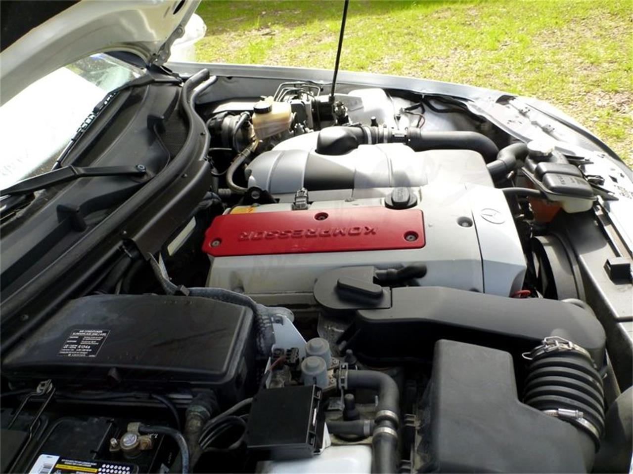 2001 Mercedes-Benz SLK-Class (CC-1390161) for sale in Arlington, Texas