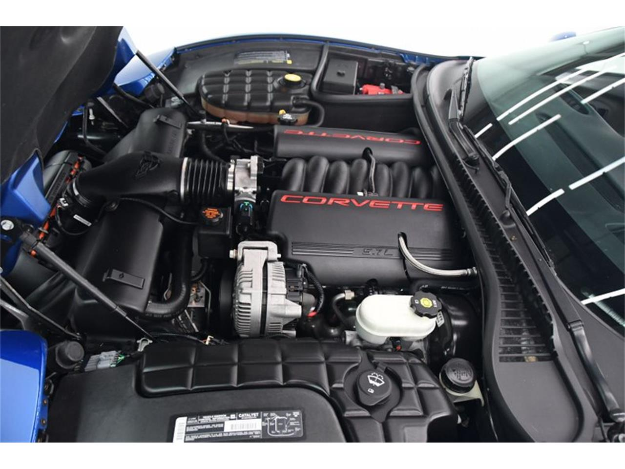 2003 Chevrolet Corvette (CC-1391612) for sale in Volo, Illinois