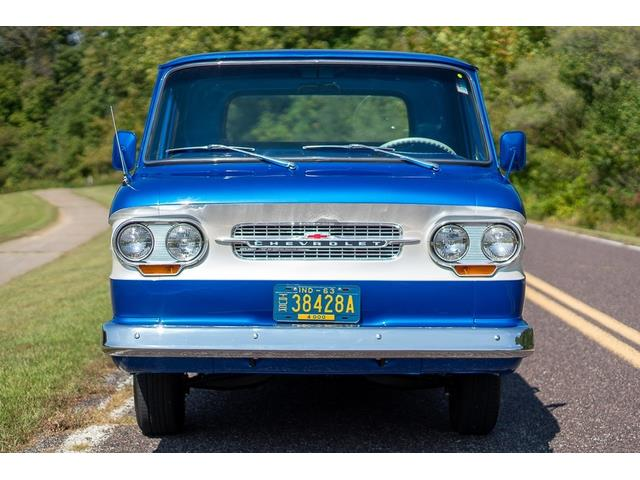 1963 Chevrolet Corvair 95 (CC-1391628) for sale in St. Louis, Missouri