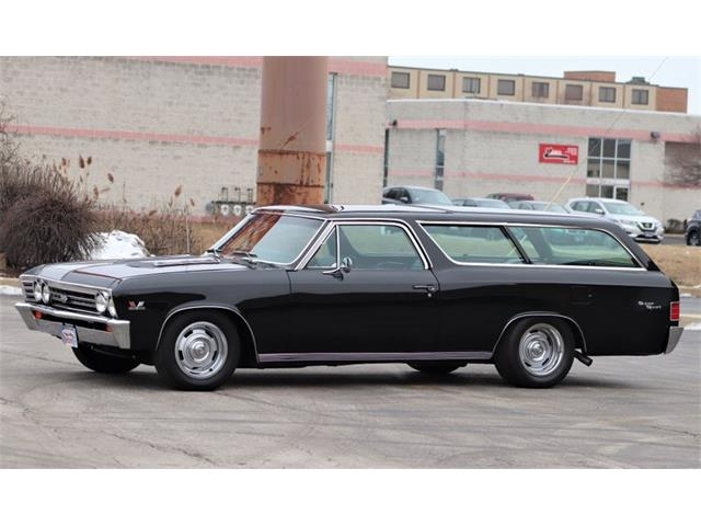 1967 Chevrolet Chevelle (CC-1391632) for sale in Alsip, Illinois