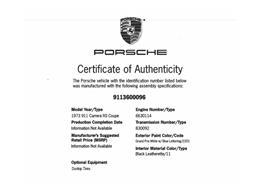 1973 Porsche 911 Carrera (CC-1391651) for sale in Scotts Valley, California