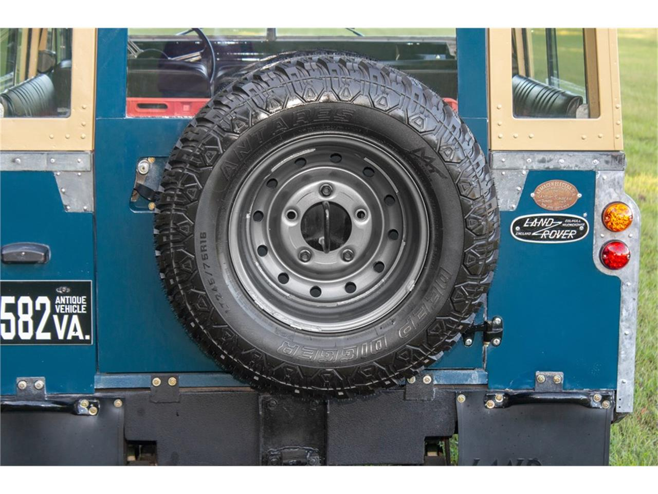 1965 Land Rover Series IIA (CC-1391679) for sale in Richmond, Virginia