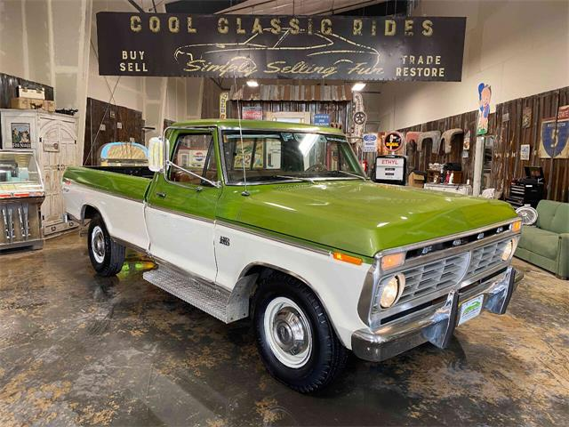 1973 Ford F250 (CC-1391686) for sale in Redmond, Oregon