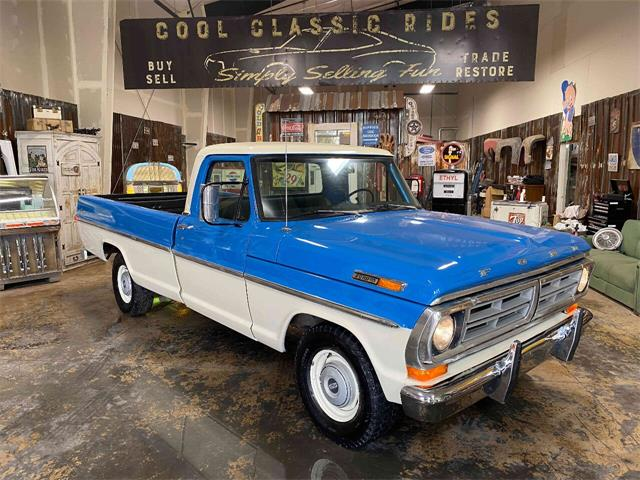 1972 Ford F100 (CC-1391687) for sale in Redmond, Oregon