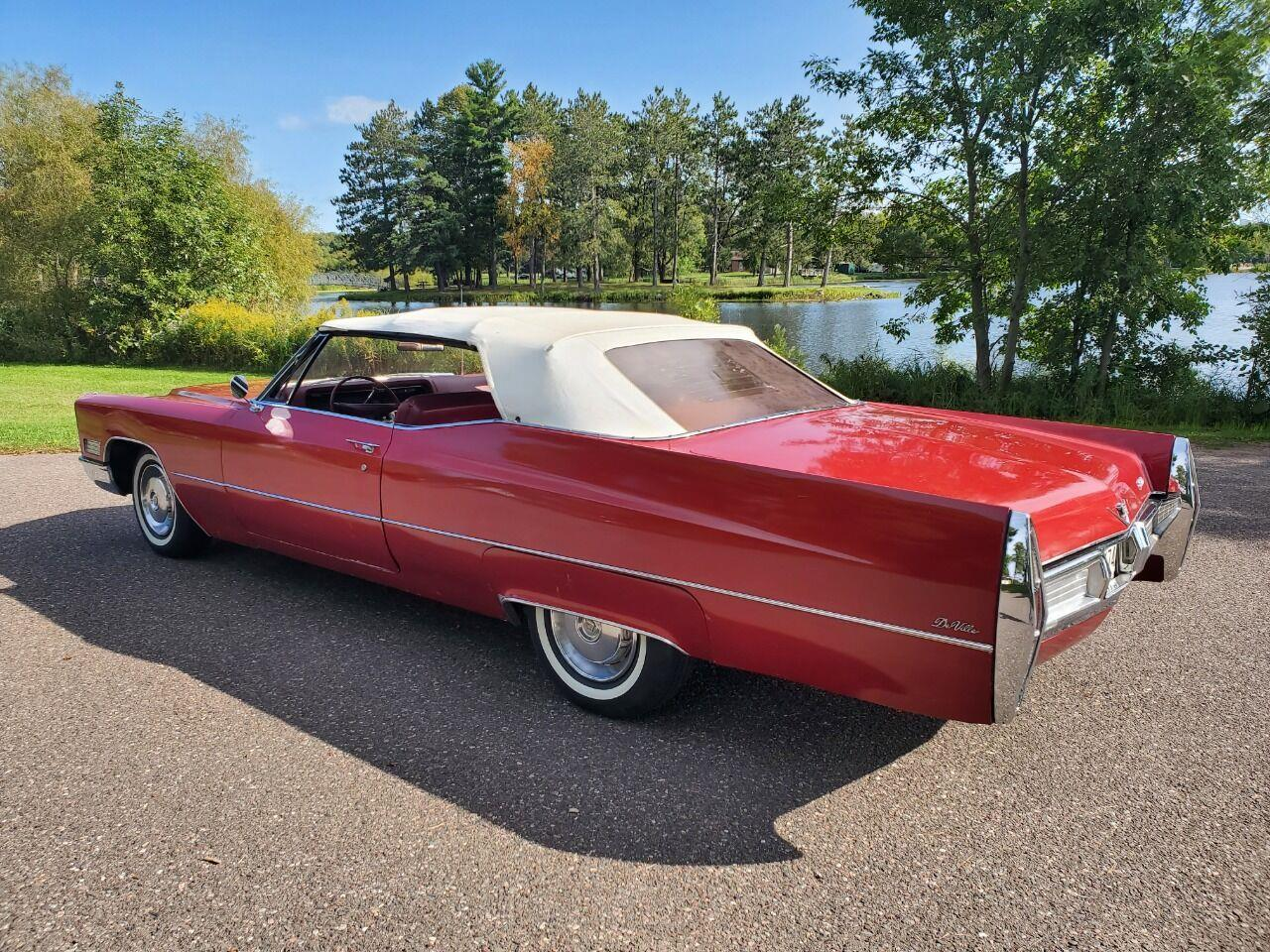 1967 Cadillac DeVille (CC-1391688) for sale in Stanley, Wisconsin