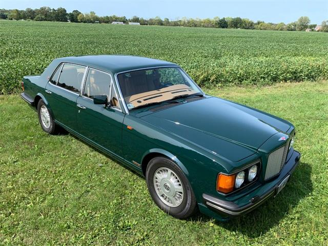 1994 Bentley Turbo R (CC-1391689) for sale in Carey, Illinois