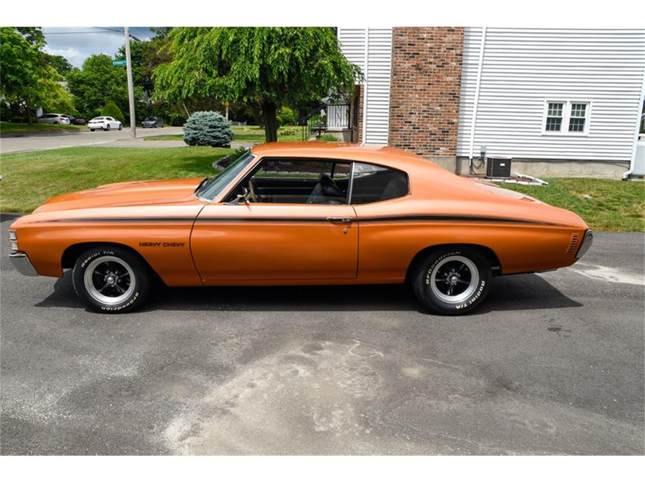 1971 Chevrolet Chevelle (CC-1390169) for sale in Saratoga Springs, New York