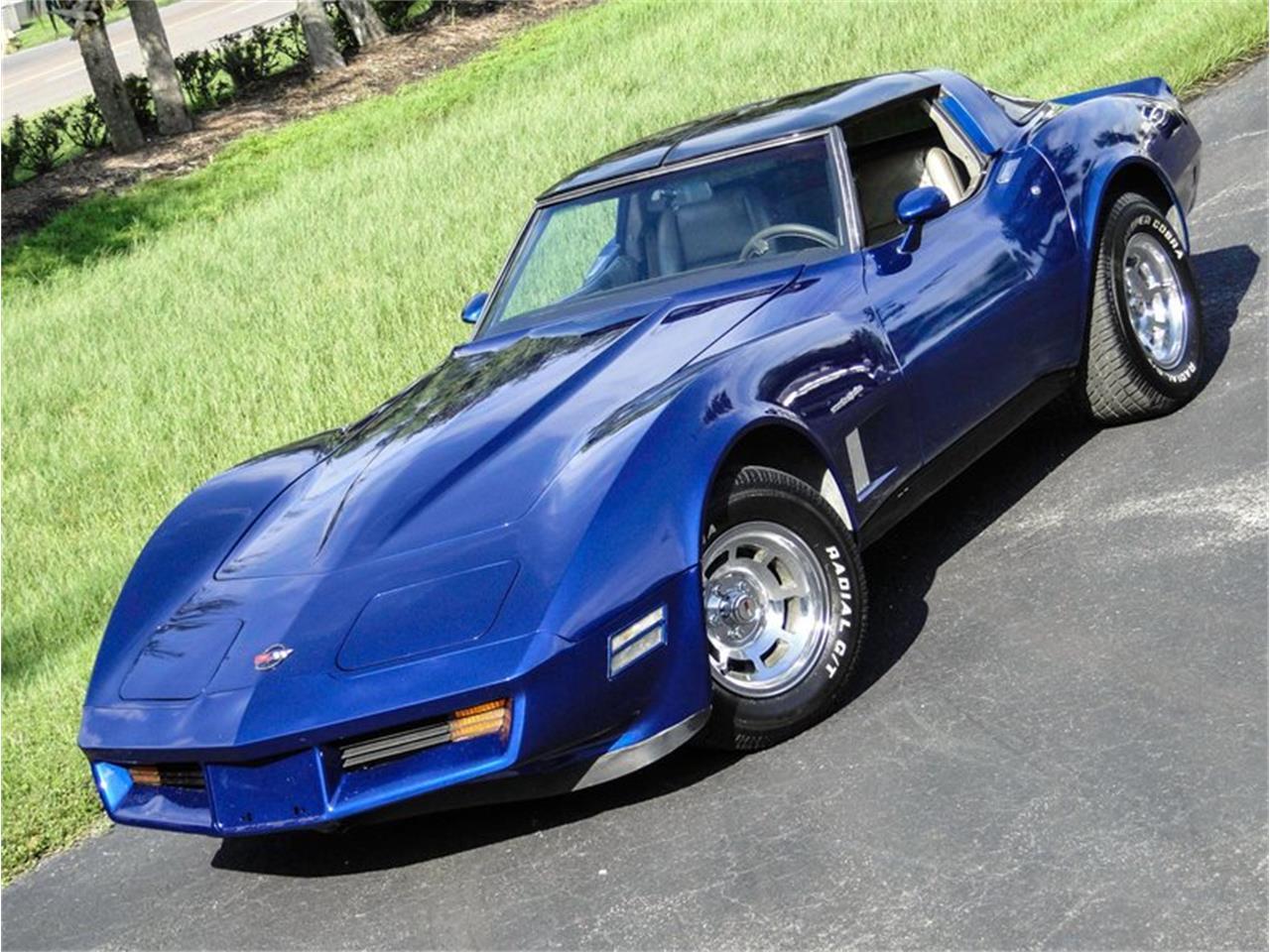 1982 Chevrolet Corvette (CC-1391690) for sale in Palmetto, Florida