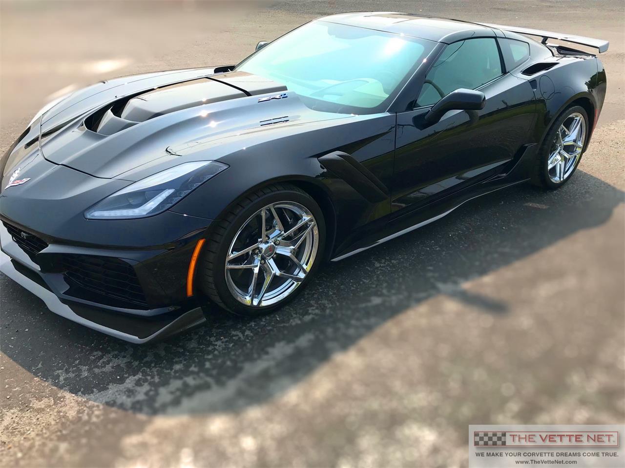 2019 Chevrolet Corvette (CC-1391697) for sale in Sarasota, Florida