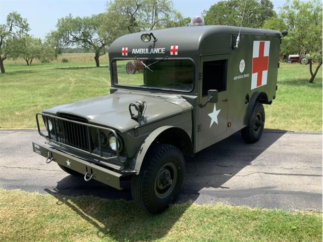 1967 Jeep Military