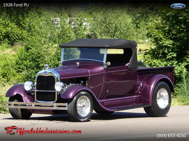 1928 Ford Pickup (CC-1391705) for sale in Gladstone, Oregon