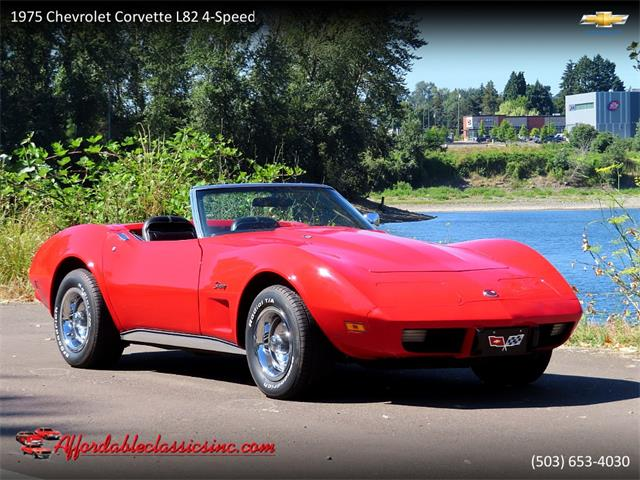 1975 Chevrolet Corvette L82