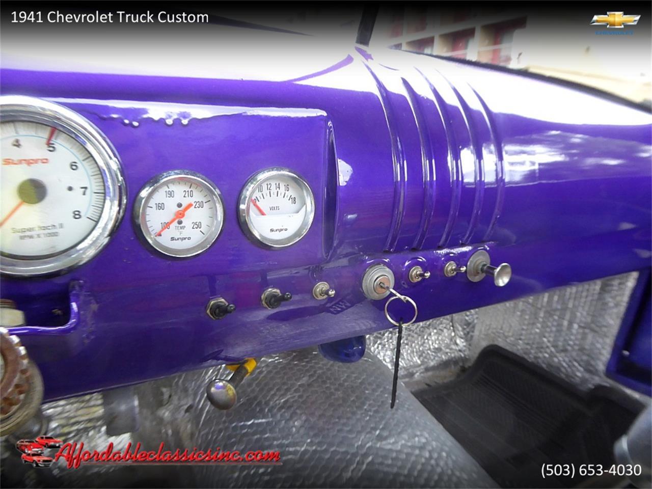 1941 Chevrolet Truck (CC-1391714) for sale in Gladstone, Oregon