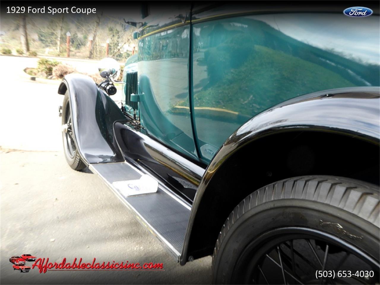 1929 Ford Coupe (CC-1391716) for sale in Gladstone, Oregon
