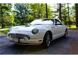 2002 Ford Thunderbird (CC-1390172) for sale in Saratoga Springs, New York