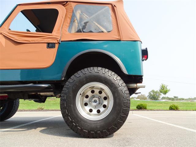 1983 Jeep CJ7 (CC-1391724) for sale in O'Fallon, Illinois