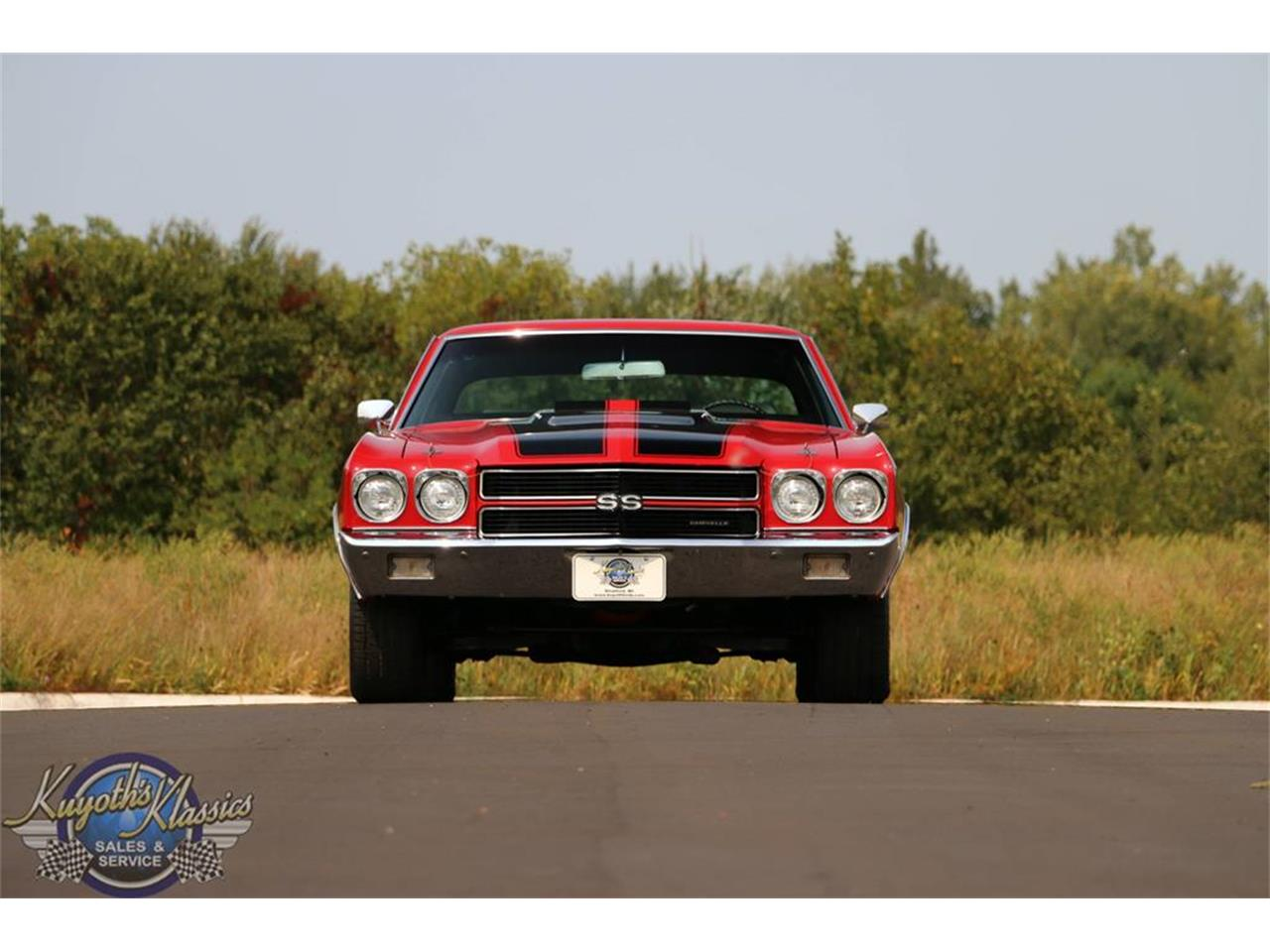 1970 Chevrolet Chevelle (CC-1391726) for sale in Stratford, Wisconsin
