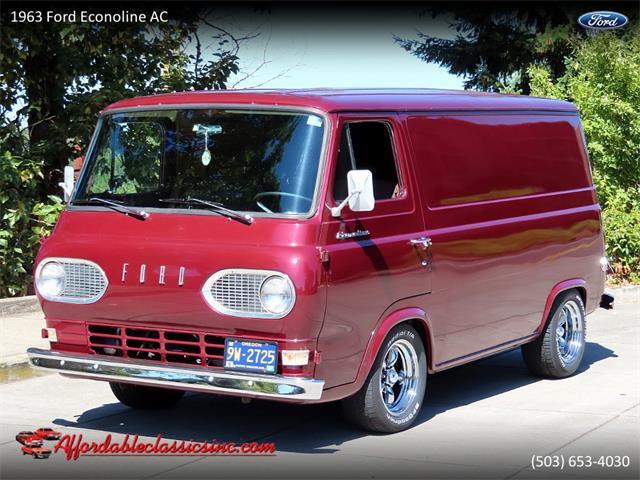 1963 Ford Econoline (CC-1391729) for sale in Gladstone, Oregon