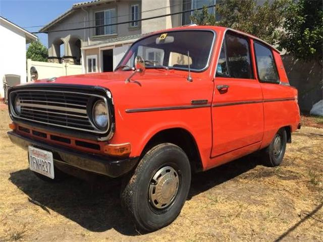 1965 Mitsubishi Minica (CC-1390174) for sale in Cadillac, Michigan