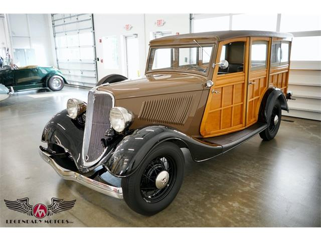 1933 Ford Model 40 (CC-1391757) for sale in Beverly, Massachusetts