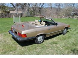 1985 Mercedes-Benz 380SL (CC-1390176) for sale in Saratoga Springs, New York