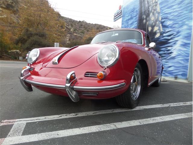 1965 Porsche 356 (CC-1391778) for sale in Laguna Beach, California
