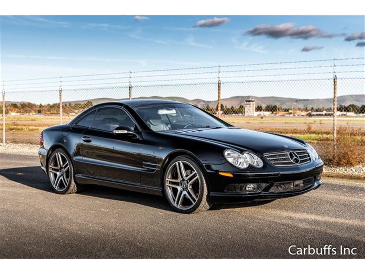 2003 Mercedes-Benz SL500 (CC-1391794) for sale in Concord, California
