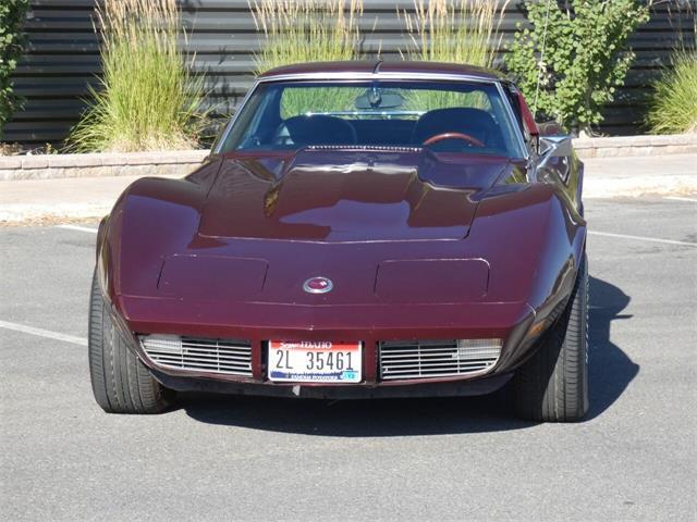 1973 Chevrolet Corvette (CC-1391796) for sale in Hailey, Idaho