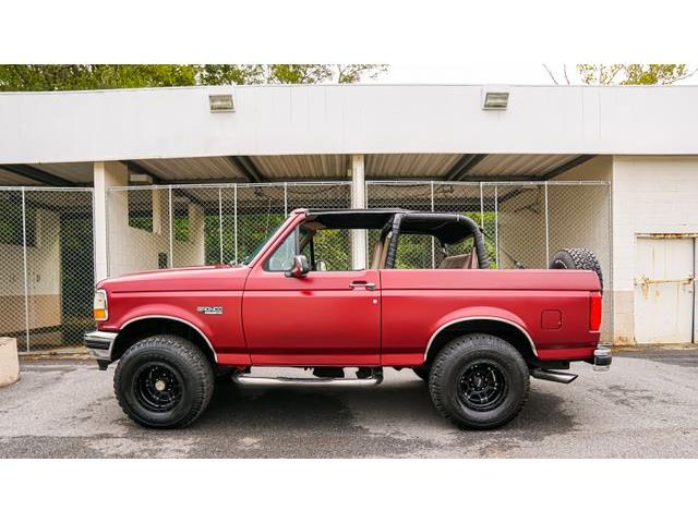 1992 Ford Bronco (CC-1391798) for sale in Aiken, South Carolina