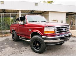 1992 Ford Bronco (CC-1391798) for sale in Aiken, South Carolina