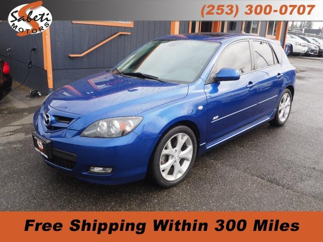 2008 Mazda 3 (CC-1391806) for sale in Tacoma, Washington