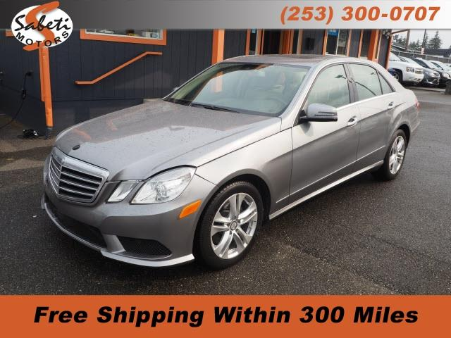 2010 Mercedes-Benz E-Class (CC-1391809) for sale in Tacoma, Washington