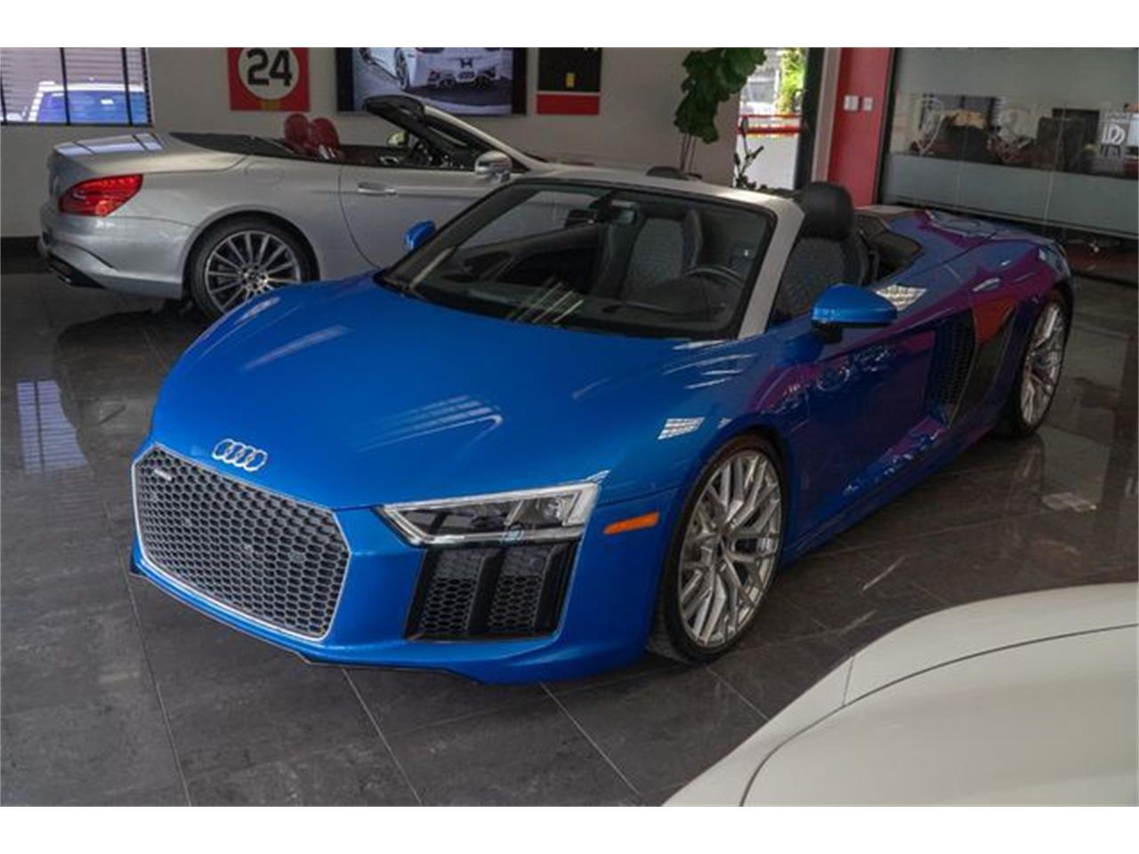 2017 Audi R8 (CC-1391810) for sale in Miami, Florida