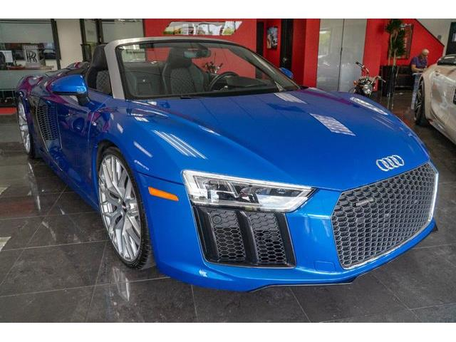 2017 Audi R8 (CC-1391810) for sale in Miami, Florida