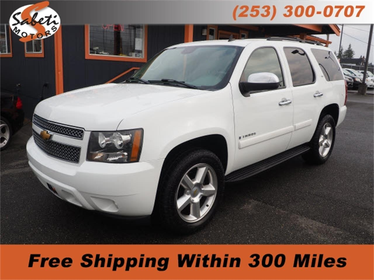 2007 Chevrolet Tahoe (CC-1391811) for sale in Tacoma, Washington