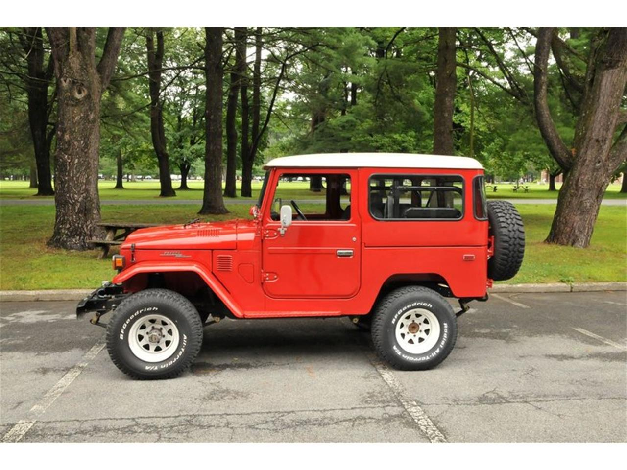 1978 Toyota Land Cruiser FJ (CC-1390182) for sale in Saratoga Springs, New York
