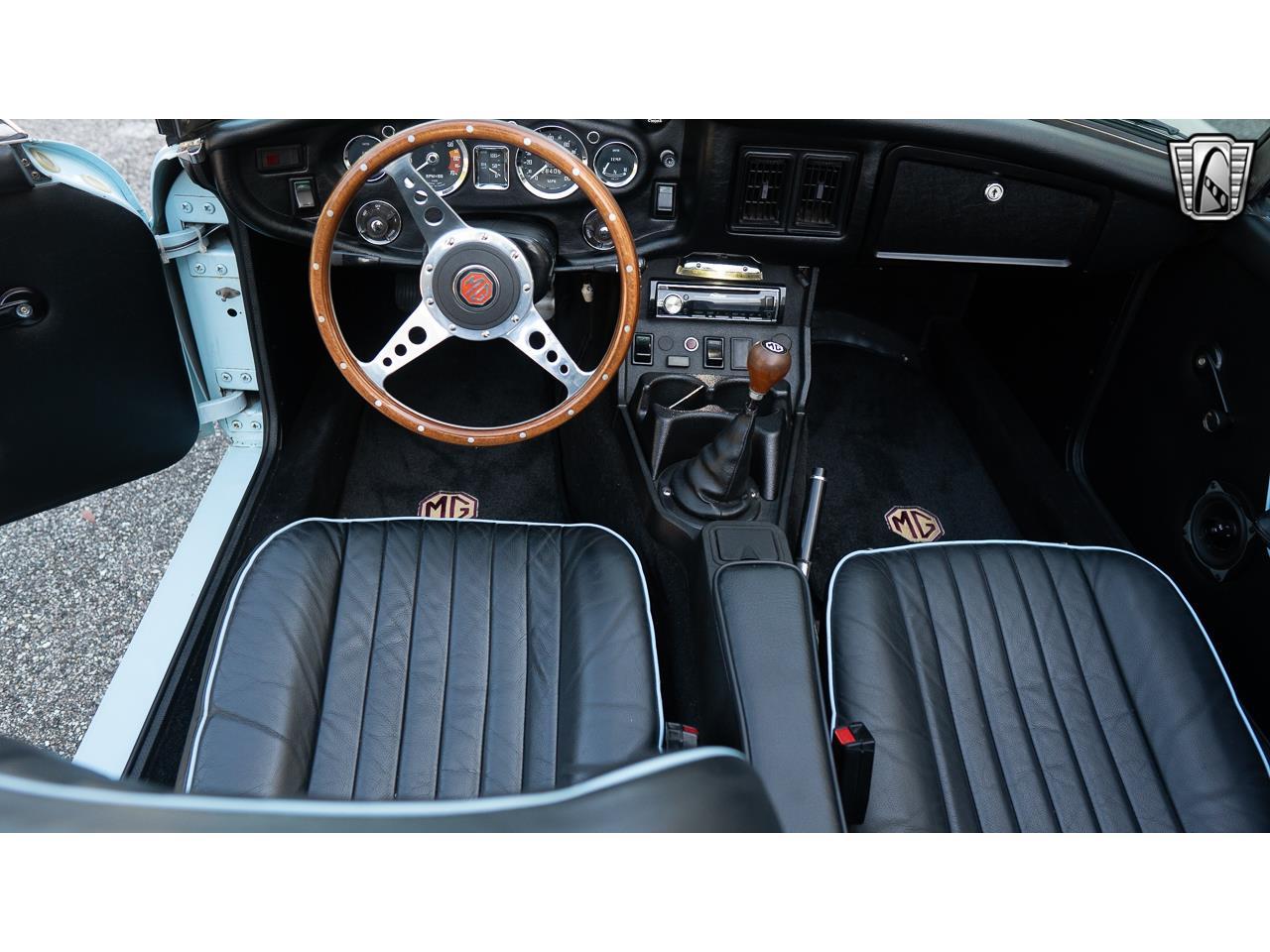 1973 MG MGB (CC-1391822) for sale in O'Fallon, Illinois
